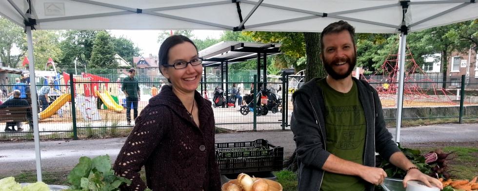 Farmers Markets Toronto - Saturday Farmers / Vendors