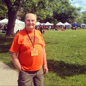 Volunteer Paul G. (2014 season)