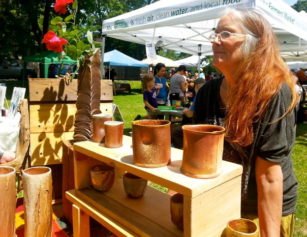 Art Market At Withrow Park Farmers' Market