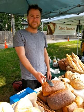 Withrow Park Farmers' Market Toronto