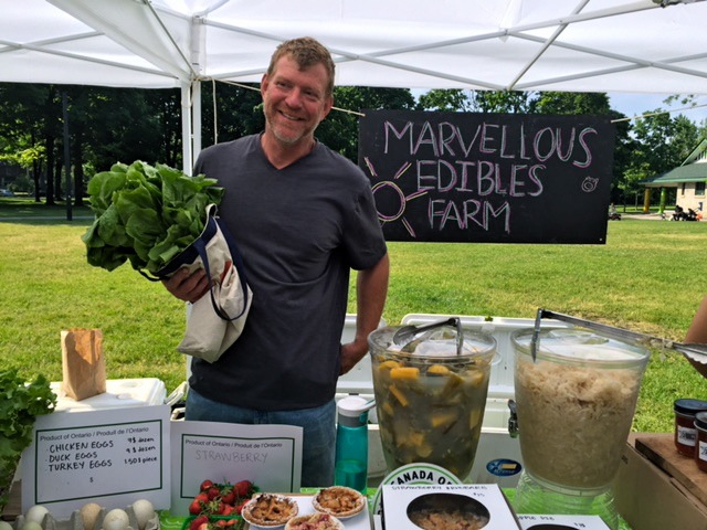 Withrow Market Farm Tour - Marvelous Edibles