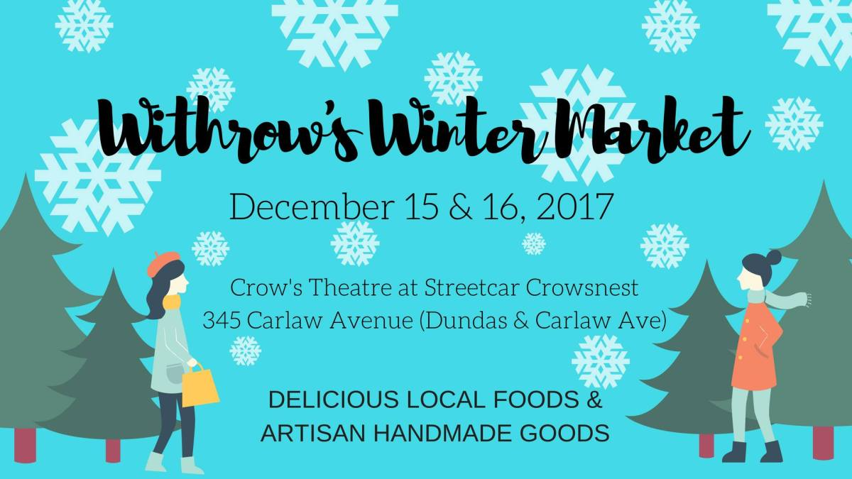 Withrow's Winter Market