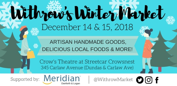 Winter Market Facebook Event